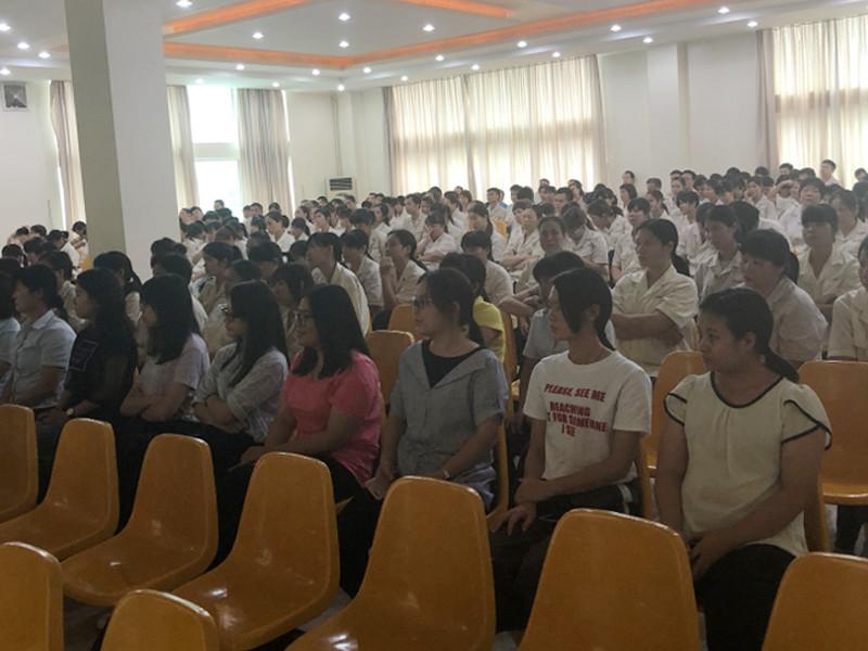 news-Health Lecture-Yilida -img