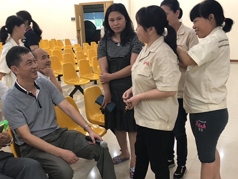 news-Yilida -Health Lecture-img