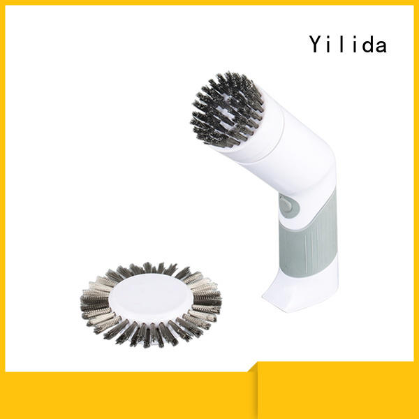convenient power shower scrubber powered for business for cloth