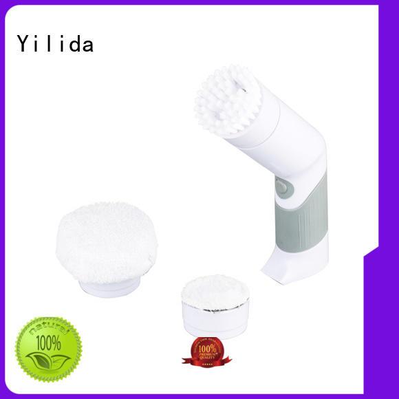 Yilida battery bathroom scrubber popular