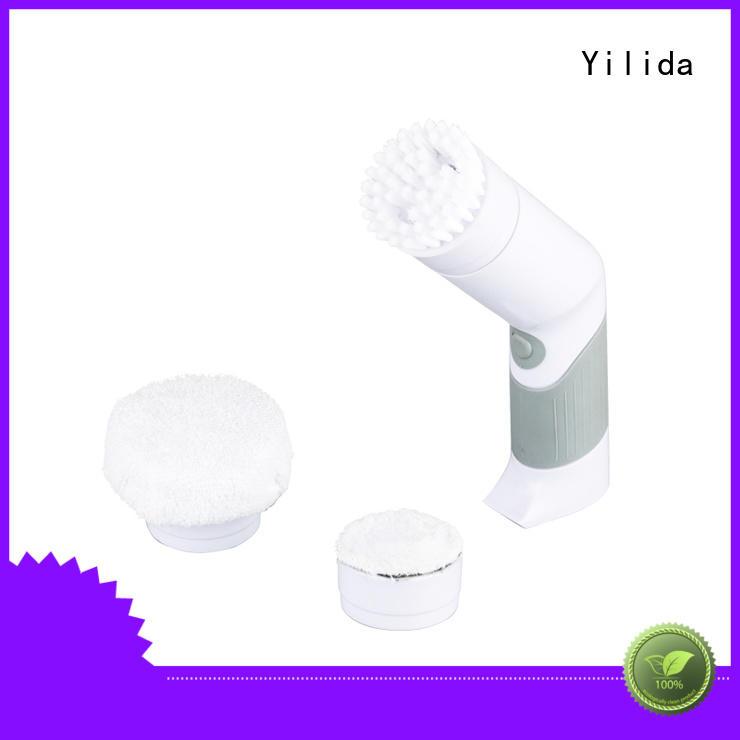 power shower scrubber electric steel Warranty Yilida