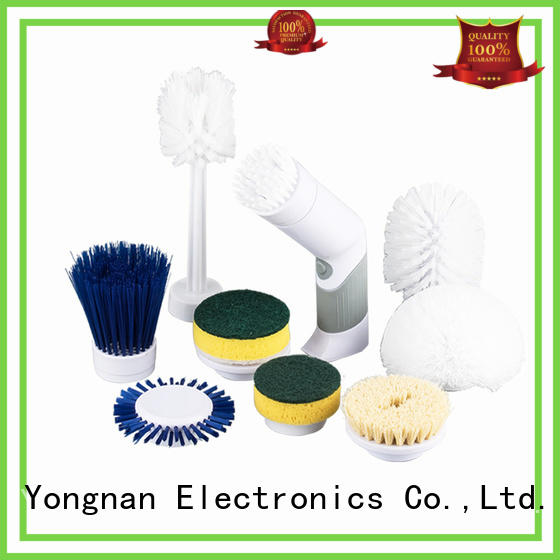 Yilida best quality bathroom spin scrubber popular for baking utensils