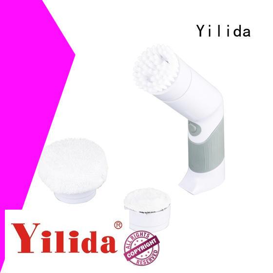 steel battery electric Yilida Brand bathroom scrubber supplier