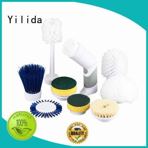 best brush factory household cleaning battery low-cost for glass cleaning