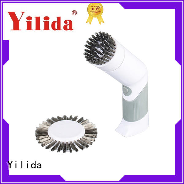 Yilida powered bathroom power scrubber Supply for cooker hood
