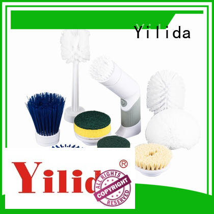 stainless steel cordless power scrubber battery for cooker hood Yilida