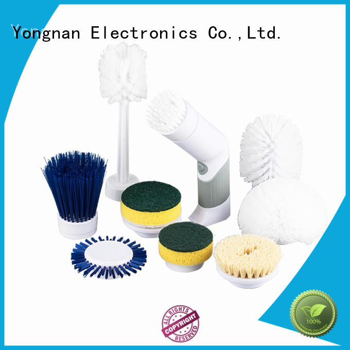 power shower scrubber leather scrubber brush Warranty Yilida