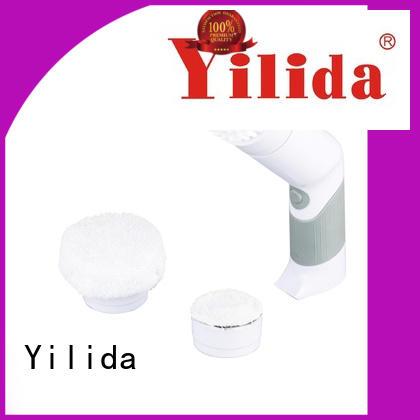 Yilida powered cleaning brush bulk production for leather bags
