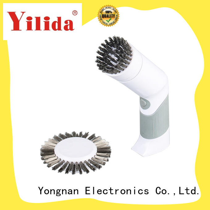 electric shower scrubber stainless steel kitchen cleaning Yilida