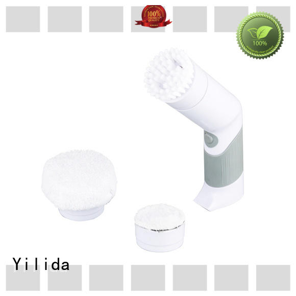 Yilida best brush factory quickie power scrubber hot-sale for metal cleaning