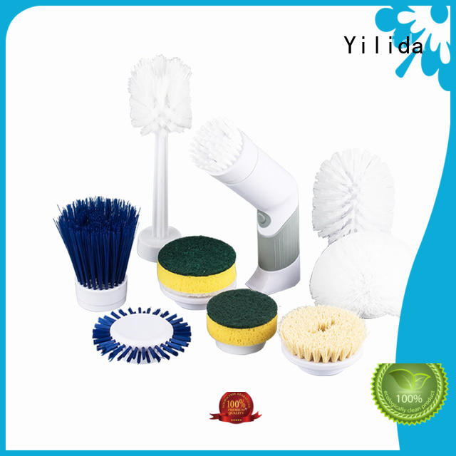 Battery Powered Electric Scrubber Brush