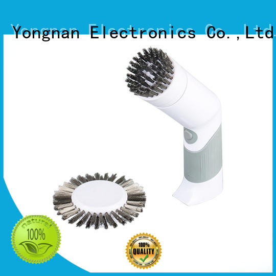 steel leather powered Yilida Brand power shower scrubber factory