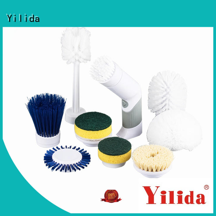 convenient best handheld power scrubber cheap for ovens cleaning Yilida