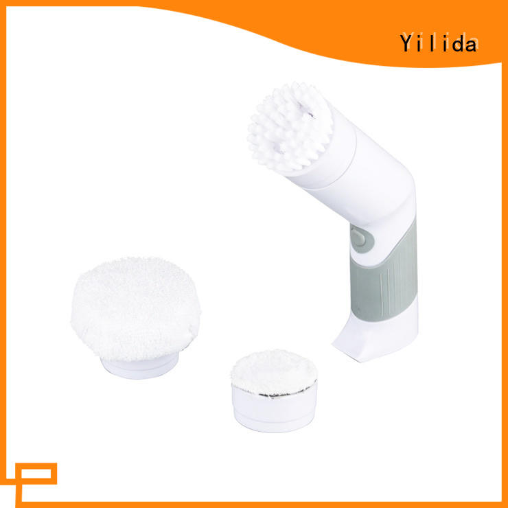 Yilida powered bathroom spin scrubber best supplier for ceramic