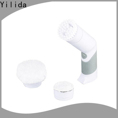 Yilida cordless power scrubber factory for ovens cleaning
